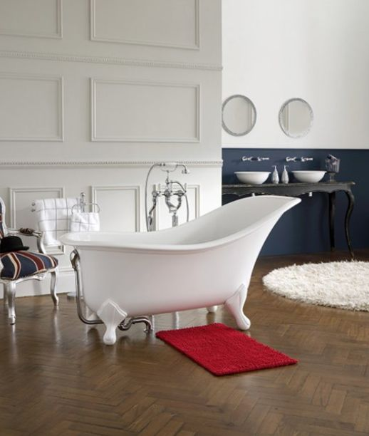 Victoria & Albert - Cheshire bath with feet options