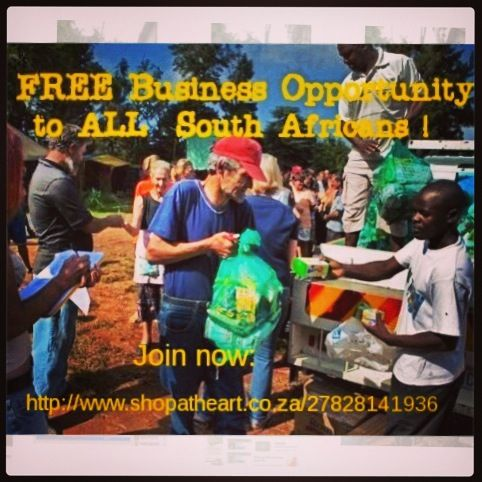 South Africa Alert! FREE Business Opportunity that will change the lives of many poor people!! Leave your email address by following this link and register today http://victory100.com/fijmaluijk/landing/extra