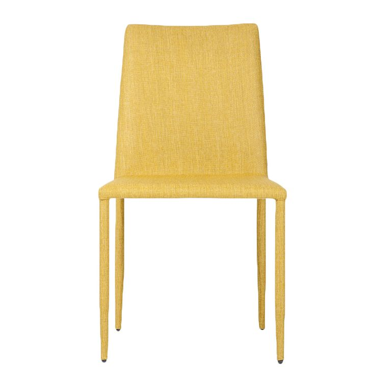 B  Frame Sandalye - Sarı : 512,90 TL   evmanya.com