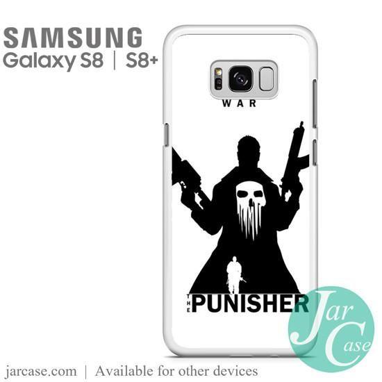 The Punisher War - Z Phone Case for Samsung Galaxy S8