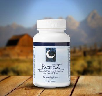 All herbs, no chemicals! Sleep is so important to overall health! Best Night's Sleep Ever...review