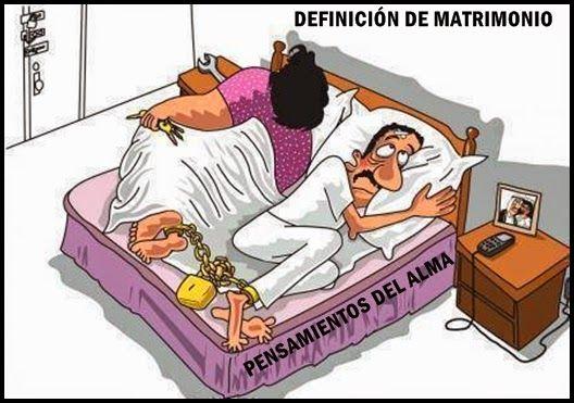 Definición de Matrimonio