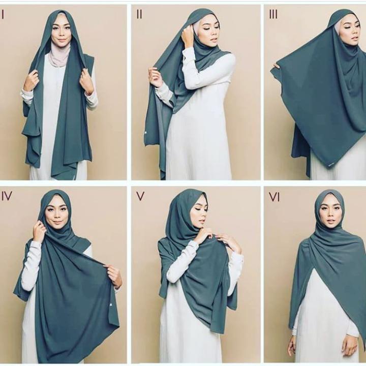 How To Wear Hijab 18 Hijab Tutorials Styles To Try In 2021 How To Wear Hijab Hijab Trends Hijab Style Tutorial