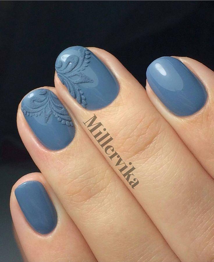 Manicure | Video Tutorials | Art Simple Nail | VK  Velvet Sand Nails