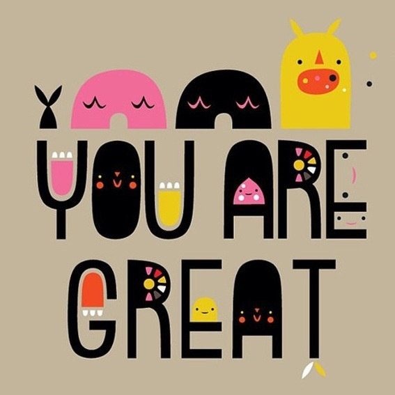 And thats who you are :)