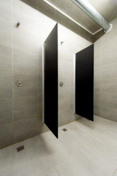 Doucheruimtes van kop tot teen afgewerkt - wie wil hier geen douche nemen ? www.verhelst.be