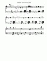Somebody That I Used To Know | Easy Piano Sheet Music pg7