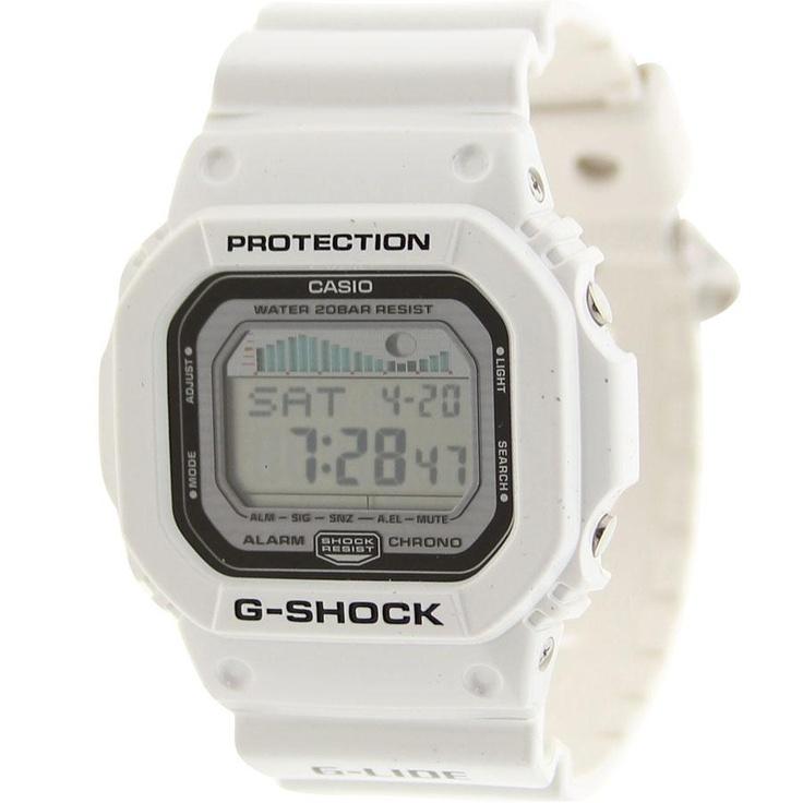 Casio G-Shock Glide Watch (white) GLX5600-7CR - $109.99