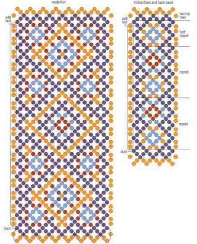 Huichol Beaded Bracelets