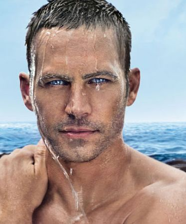 Paul Walker. The obsession is so real. I mean look at those eyes!