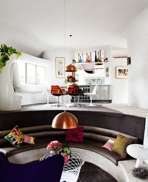 30 Incredible Eclectic Dining Designs: 43 Best Archit - Ferro Cement Images On Pinterest