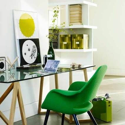 Charming Desk Ideas For Small Spaces 5