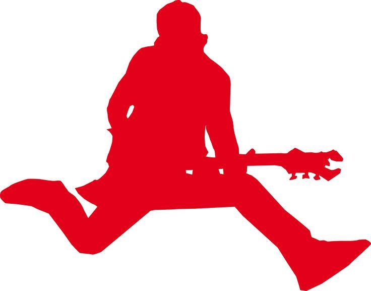 Riff Guitar Jump Music Rock transparent image