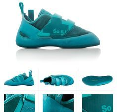 High Performance Climbing Shoes Inspired by Retro Footwear by So iLL — Kickstarter