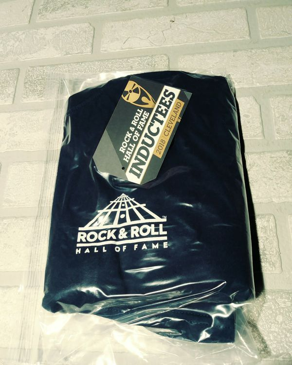 Rock Roll Hall Of Fame 3xl Black T Shirt For Sale In Las Vegas Nv