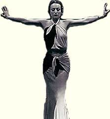 Джоан Кроуфорд — (Крофорд) (Crawford) (настоящие имя и фамилия Люсиль Фэй Лесюэр, Lesueur) —  американская киноактриса, звезда Голливуда 1930-1940-х годов - http://to-name.ru/biography/dzhoan-krouford.htm