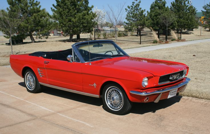 1965 Mustang - It really should be on my wish list board, though...cuz I want one.