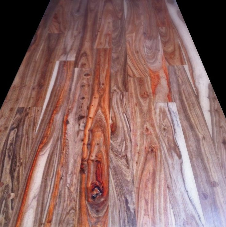 Whilst we rarely 'select' timber for commissions, a rather special client wanted the wildest grained kiaat we could find. This table top was the result.