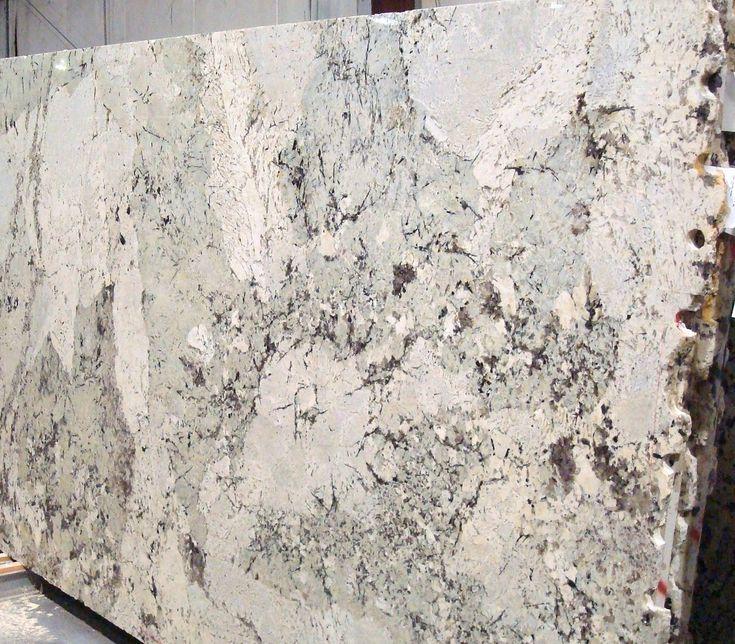 Exotic Granite with White and Black in It | Alaskan White Granite Countertops | Charlotte NC