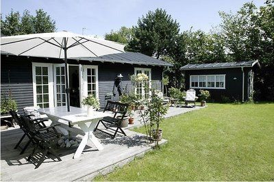 Casual Outdoor Living - Hamptons Style