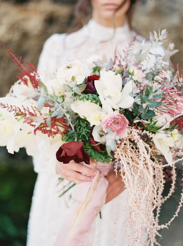 Wedding Flowers .Bridal Inspiration featuring Bride la Boheme accessories (Insta @bridelaboheme )
