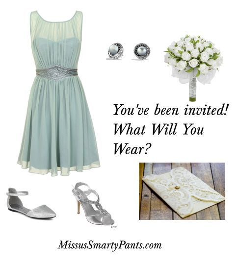 Attending a wedding? What are you going to wear? Get style advice to help you dress for spring special occasions!