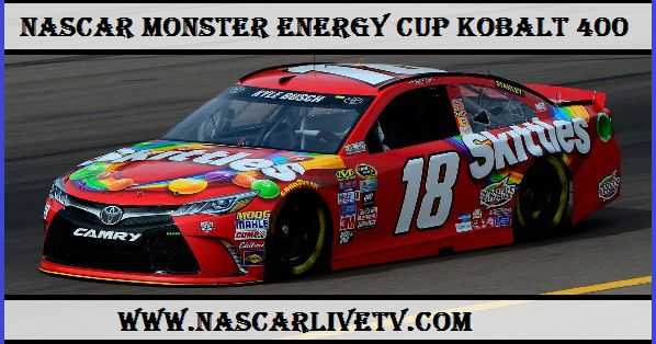 Nascar Race Kobalt 400 Online From Sun 12th Mar, 2017     ********************   Watch 2017 biggest event Nascar Monster Energy Cup Series....