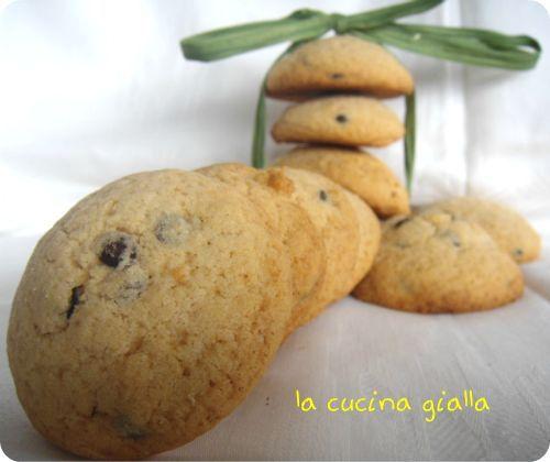 biscottini allo zenzero