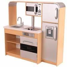 Resultado de imagen para cocinas de juguete para ni a - Cocinas de juguetes de madera ...