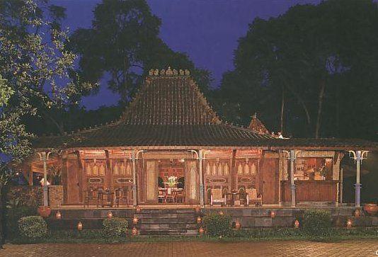 Gambar Rumah Tradisional