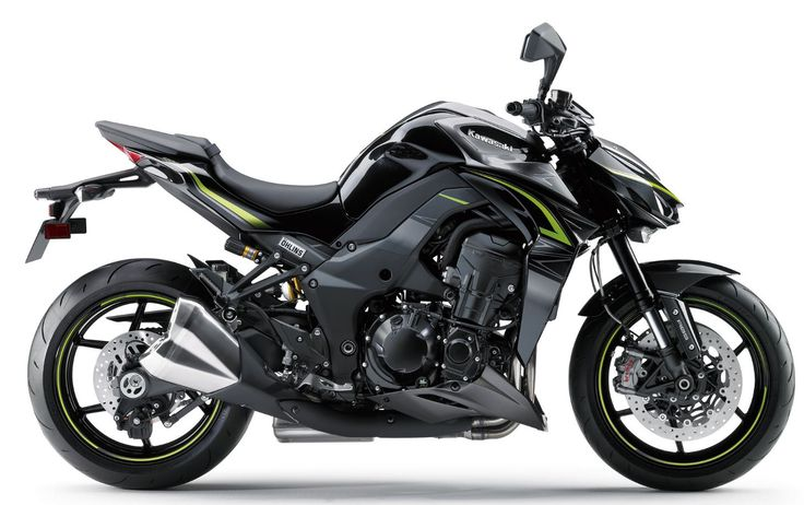 2017 model Z1000 ABS R Edition (ZR1000J) ※ Europe General Specifications