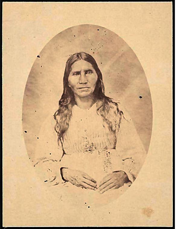 choctaw women