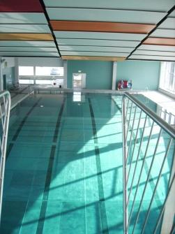 Swimming pool Hüttenweg, Berlin
