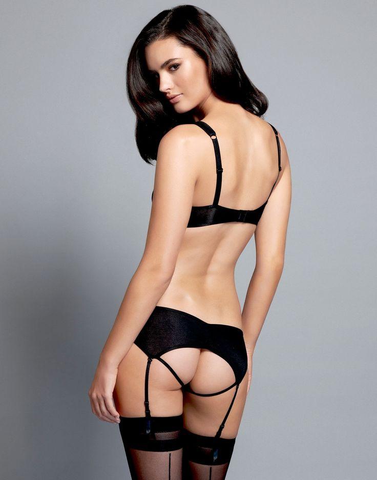 Bikini With Stockings