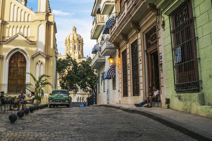 2016 | CUBA > La Havana /Habana | The nice side of La Havana. Por Katty Piazza