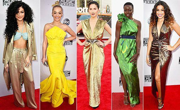 2014 Amerikan Müzik Ödülleri Kırmızı Halı