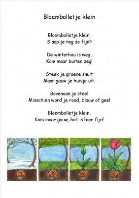 Versie de lente: poëzie voorlezen bij de kleintjes