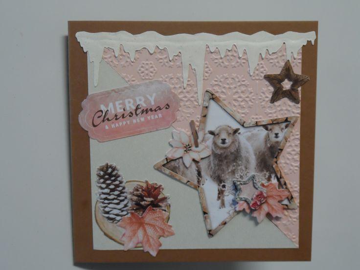 christmascard by Sylvia H.