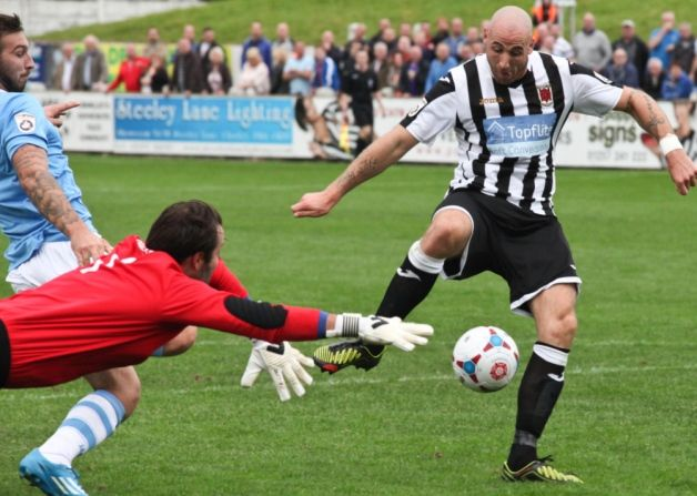Garry Flitcroft hailed the performance of his side and in particular defender Mark Ross after Chorley defeated Hednesford Town on Saturday.