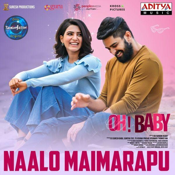 Naalo Maimarapu From Oh Baby 2019 Telugu Itunes M4a 256kbps Download Original Tamilm4a Com Itunes Telugu Songs