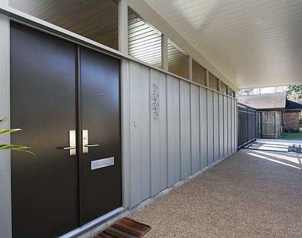 Mid Century Modern Interior Door Knobs 97 best doors images on pinterest | front doors, architecture and