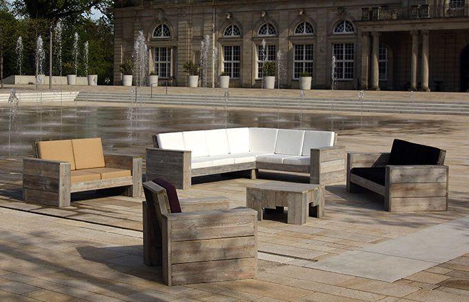 Loungemöbel Kollektion der Möbelmanufaktur WITTEKIND