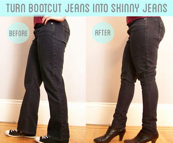 18 best Jeans! images on Pinterest | Make skinny jeans, Sewing ...