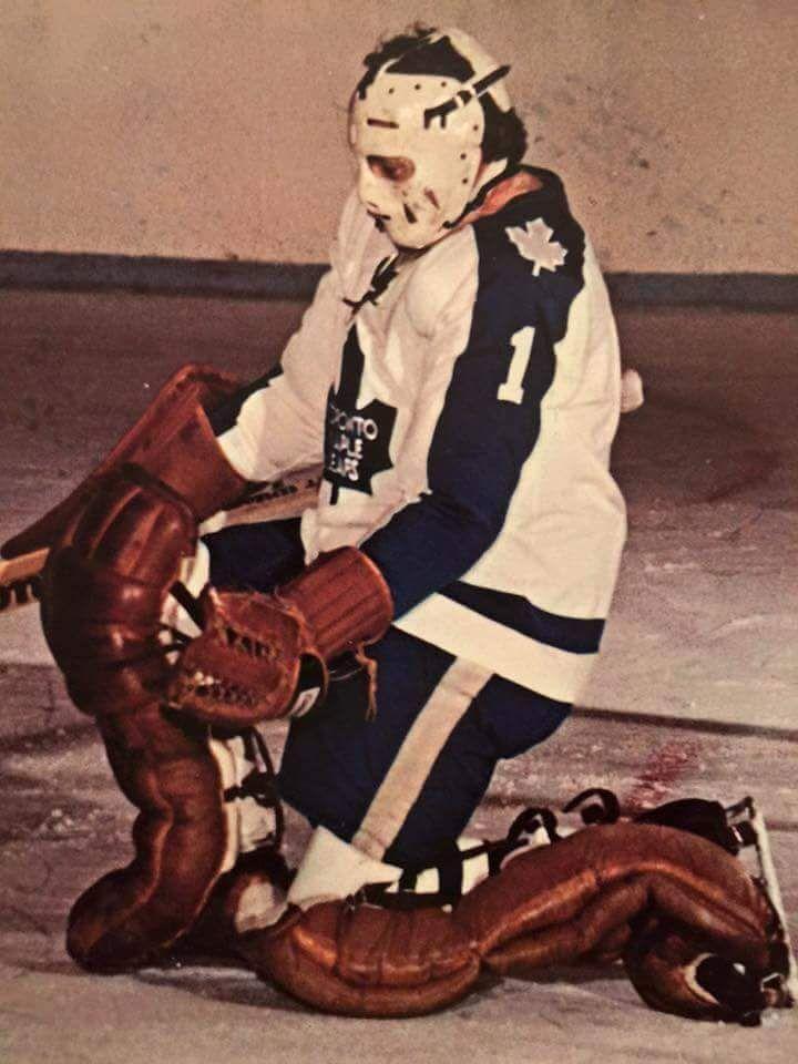 Ed Johnston...Toronto