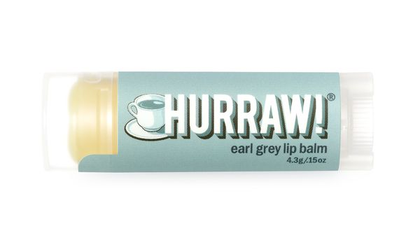 Hurraw! Earl Grey Lip Balm: Love tea? We do. We added the soothing, yet uplifting scent of Italian Bergamot oranges to make our earl grey balm.