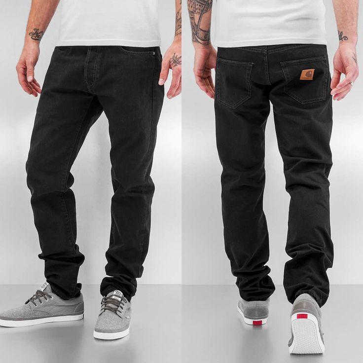 Carhartt WIP Облегающие джинсы черный