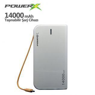 CODEGEN 14000 mAh Li-Ion Powerbank Beyaz Renk  #telefon  #alışveriş #indirim #trendylodi  #poweerbank #şarj #teknoloji #mobilşarjcihazları