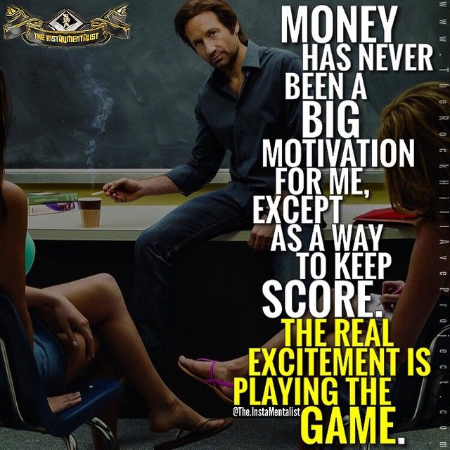 #californication #quotes #hankmoody #money #big #entrepreneur #business #cool #inspirational #motivate #motivation #inspire #smoking #words #instagram   ▬▬▬▬▬▬▬▬▬▬▬▬▬▬▬▬▬▬▬▬ Money is numbers and numbers never end. If it takes money to be happy, your search for happiness will never end. - Bob Marley ▬▬▬▬▬▬▬▬▬▬▬▬▬▬▬▬▬▬▬▬ If wanting money is the driving (motivating) force in your life and you believe it's going to solve all your problems... Good luck with that.