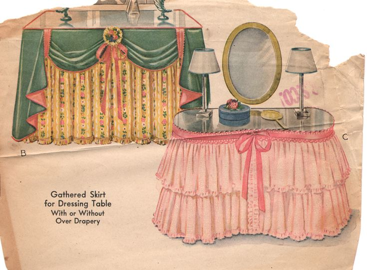 queen of dreamsz stephanie suzanne designs vintage dressing table skirts images for you