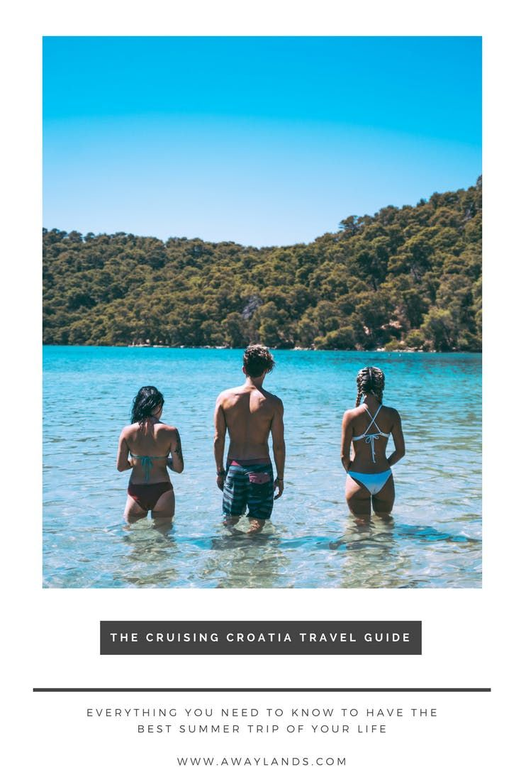 How to Cruise Through Croatia Like a Boss - The Sailing Croatia Travel Guide ------------------------------------------ Tips and tricks on how to have the best week of your summer - where to party, what to do,  and what to watch out for.  - Away Lands ------------------------------------------ #croatia #travelguide #dubrovnik #split #hvar #korcula #mljet #croatiatravelguide #yachtweek